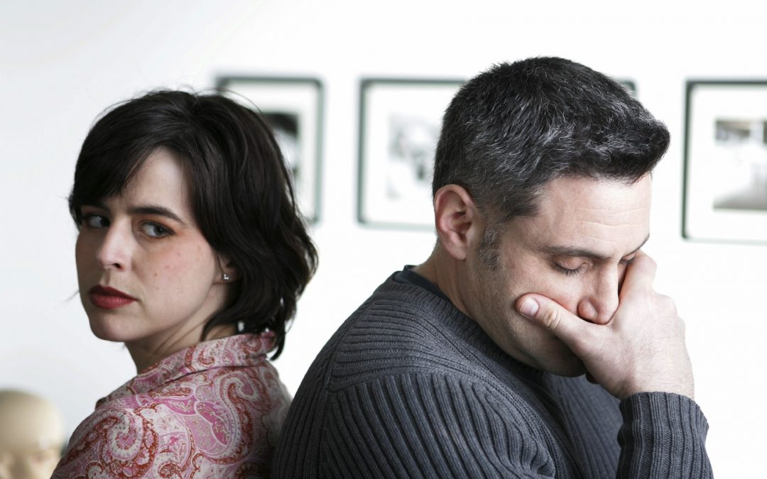 The four mistakes men make during an argument with their spouse