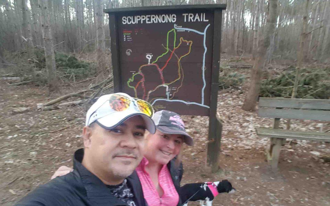 Day Date Idea:  Scuppernong Trail & the Holi Cannoli