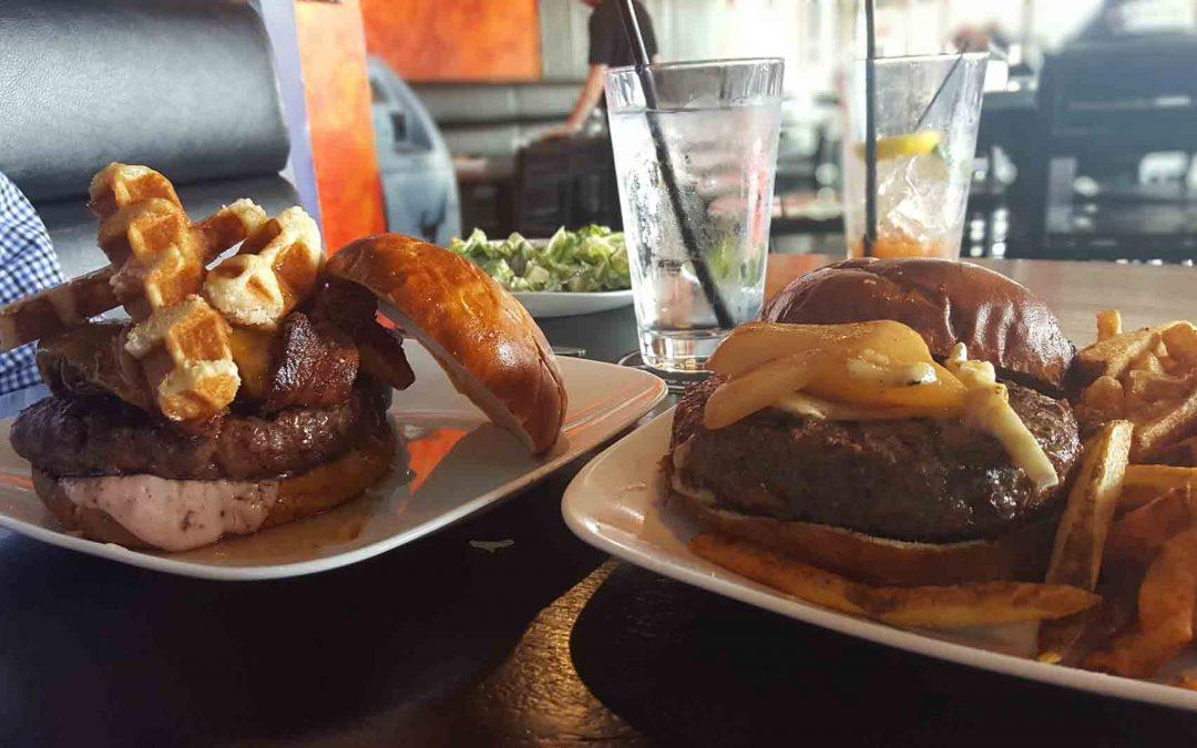 Review of Kuma's Corner Schaumburg – lunch date