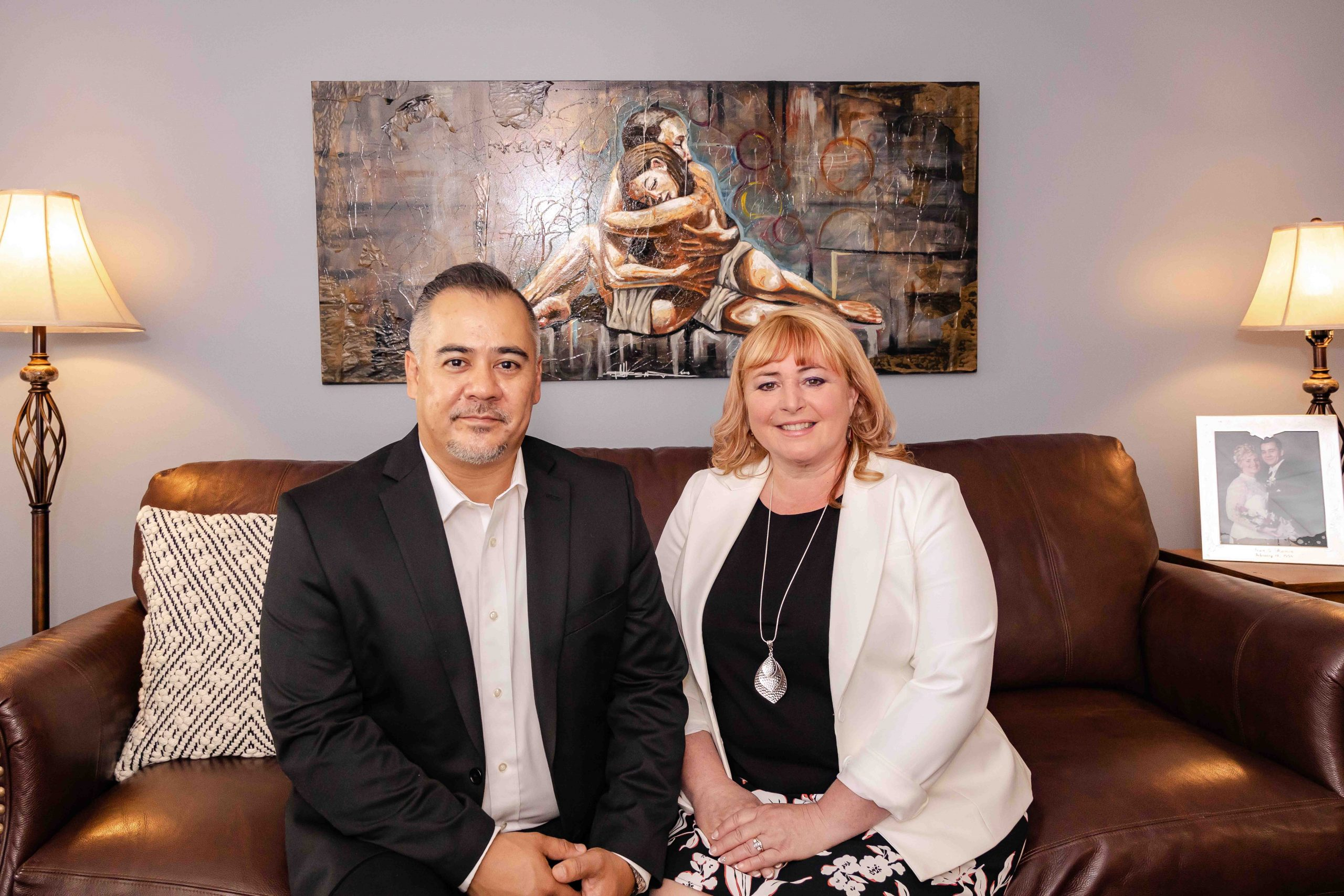 Dr Ray & Jean Kadkhodaian providing Counseling Services Schaumburg IL